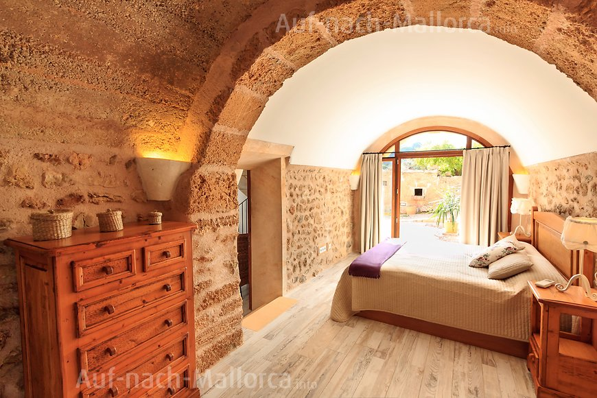 Finca Can Nito: Schlafzimmer