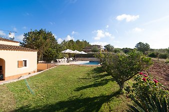 Finca Son Vives: Pool