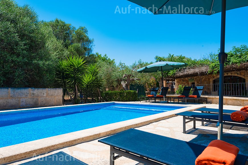 Finca Can Mistero: Finca mit Pool