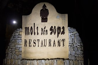 Finca Son Galiana: Restaurant Molí den Sopa Manacor