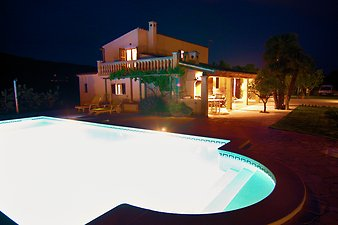 Finca Can Cremat: Finca mit Pool